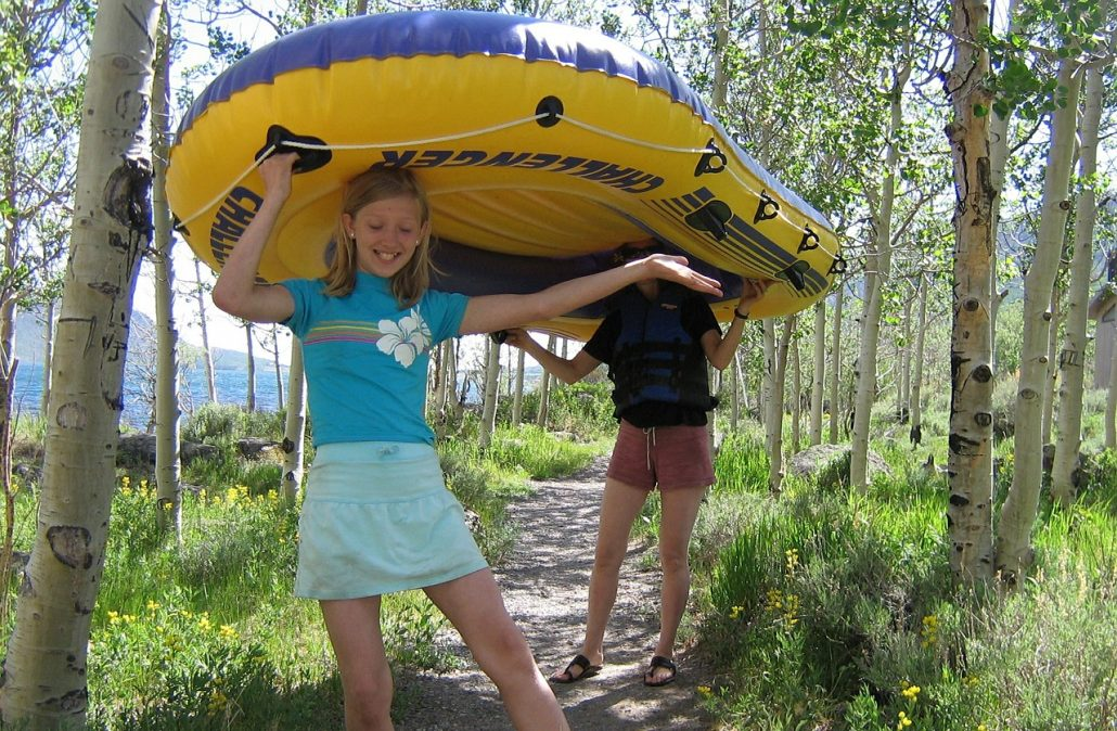 Inflatable Boat Guide