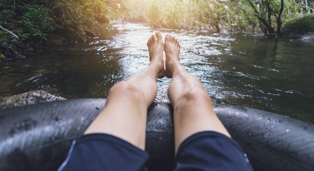 Best inner tube for river floating