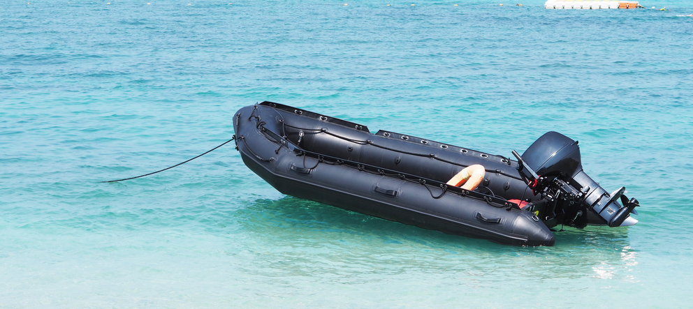 How to Anchor Your Inflatable Boat