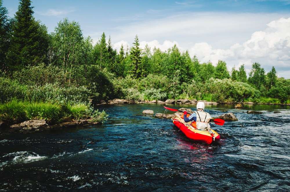 Inflatable Kayak Guide