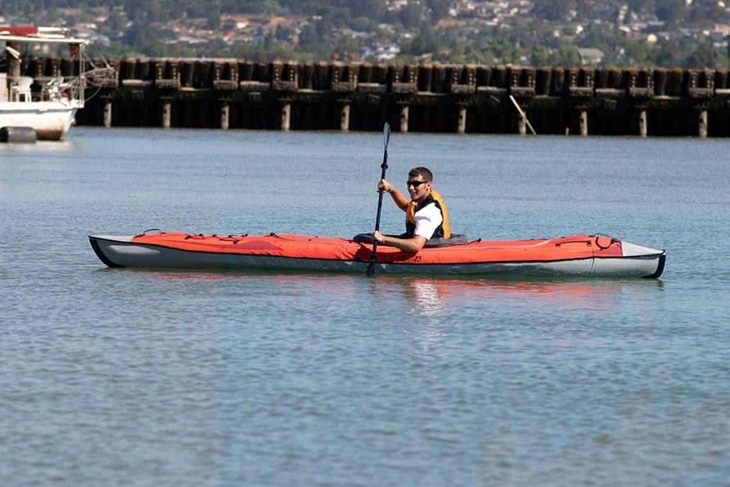 Advanced Elements Tandem Kayak Review